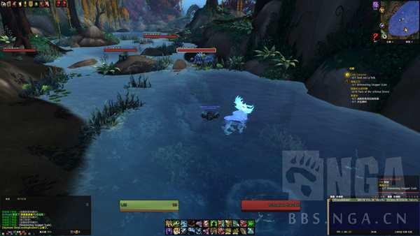 7.0猎人再添新宠 蓝色符文龟抓捕地点