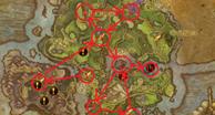 7.0全职业练级地图选择