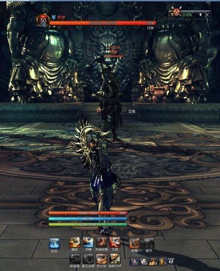 剑灵力士梵天手镯bug 附加伤害相差近11倍之多
