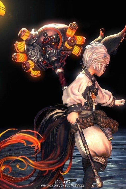 剑灵庶子安息处即将开放 新时装/武器抢先看