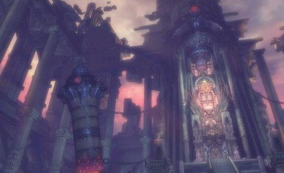 剑灵里那些令人震撼的场景 让美景洗涤心灵
