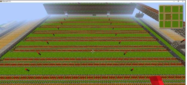 收获成吨的西瓜 我的世界种西瓜技巧