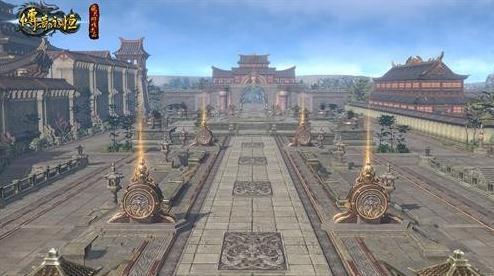 沙城之名的由来 传奇永恒带你探究玛法历史