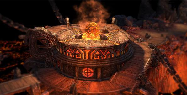 传奇永恒场景图鉴 沃玛寺庙怪物场景高清图分享