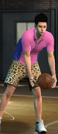 NBA2KOL豹纹5号短裤限时折扣 短裤快速一览