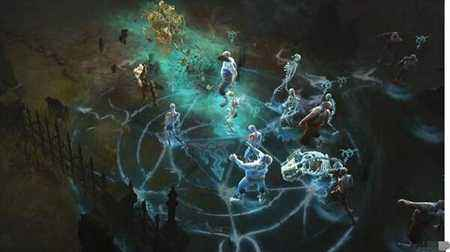 暗黑三死灵法收获好评 IGN评分高达8.5